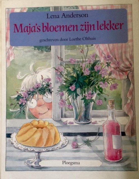 Maja's bloemen zijn lekker