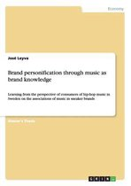 Brand personification through music as brand knowledge