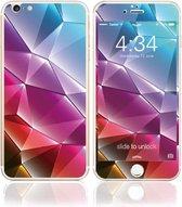Fema Gehard Glas Bescherming iPhone 6(s) plus - Diamanten