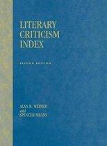 Literary Criticism Index