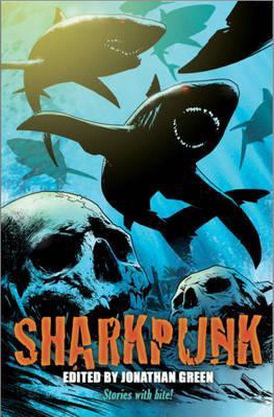 Boek cover Sharkpunk van Kit Cox (Paperback)