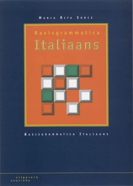 Basisgrammatica Italiaans - M.R. Sorce |