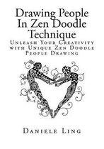 Drawing People in Zen Doodle Technique