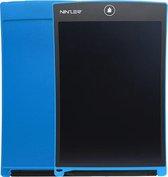 Ninzer Ultra Dunne Digitale lcd Schrijf en Tekenen Tablet met Stylus Pen, 8,5 inch | Blauw