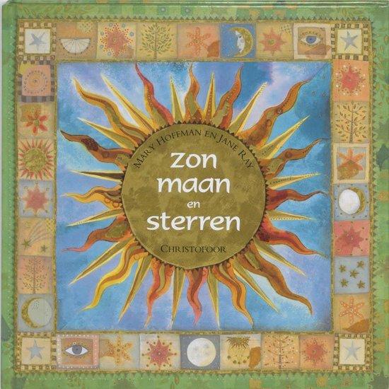 Zon, maan en sterren - M. Hoffman | Readingchampions.org.uk