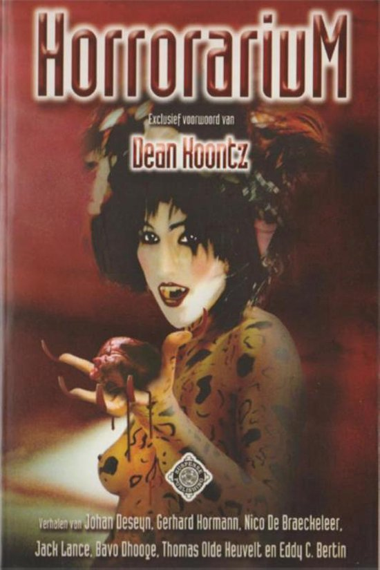 Horrorarium - Jack Lance pdf epub