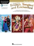 Songs from Frozen, Tangled & Enchanted - Alto Sax