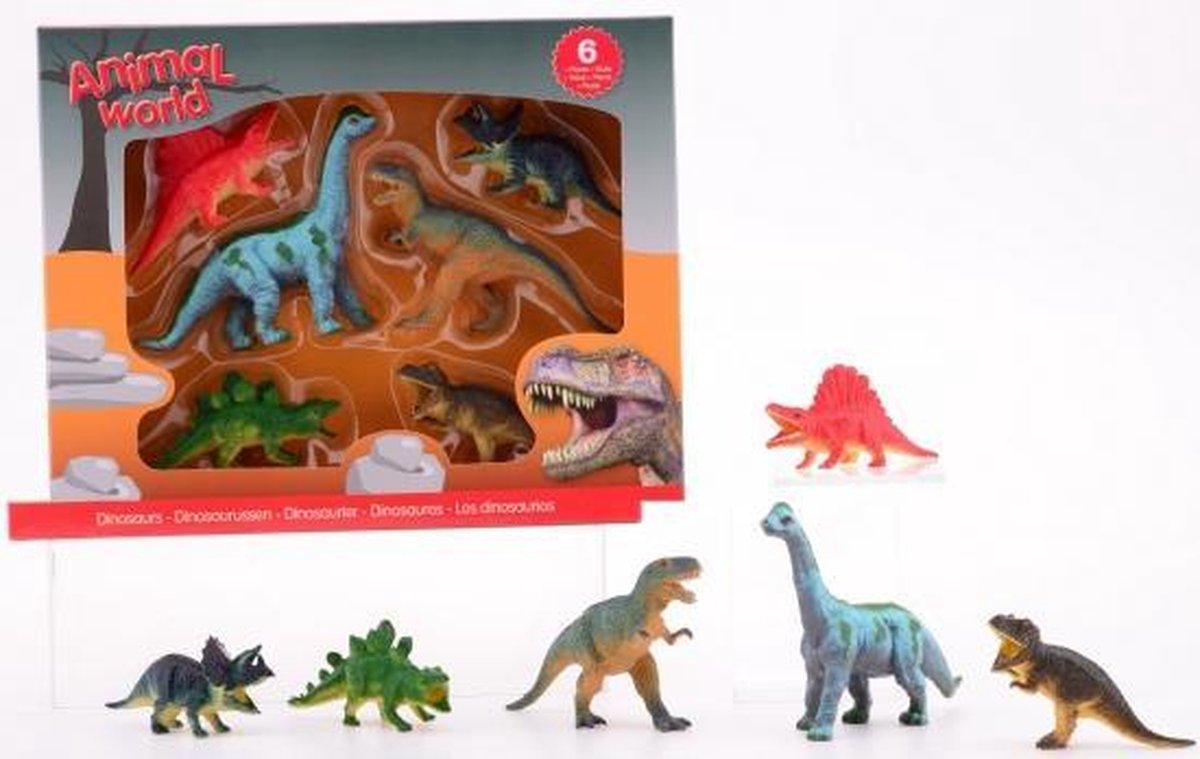 Speelgoed dinosaurussen - Merkloos