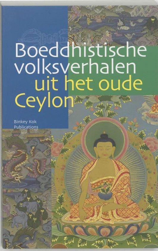 Boeddhistische volksverhalen uit het oude Ceylon - Onbekend pdf epub