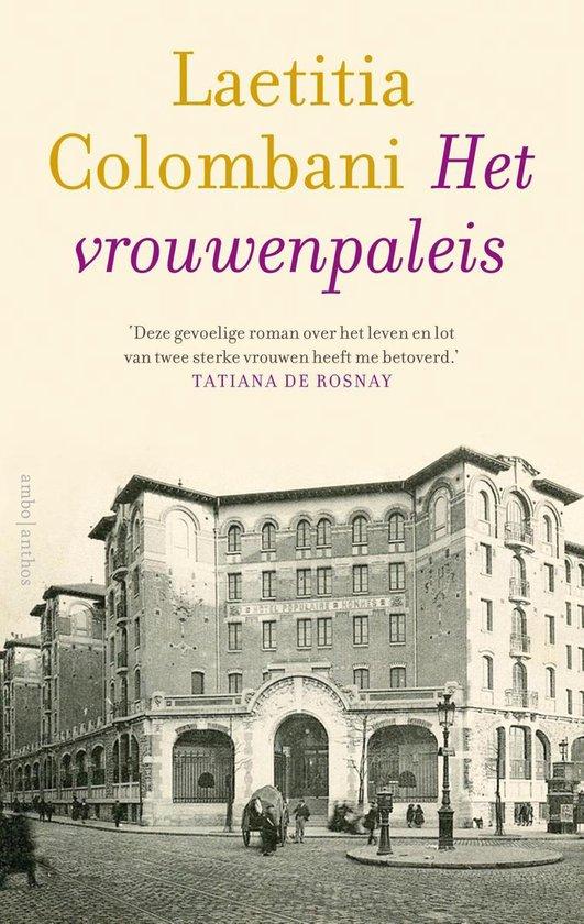 Het vrouwenpaleis - Laetitia Colombani |