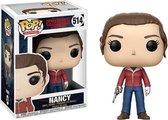 Funko Pop! Stranger Things Nancy - #514 Verzamelfiguur