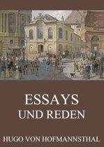 Essays und Reden