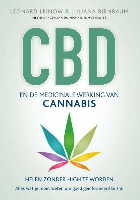 CBD - CBD en de medicinale werking van cannabis - Leonard Leinow  