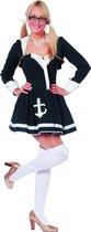 Navy sailor lady jurkje dame Maat 34