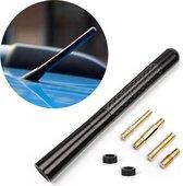 Korte antenne voor auto / Autoantenne / Met carbon motief
