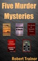 Five Murder Mysteries