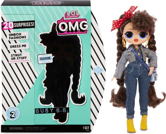 L.O.L. Surprise OMG Can Do Baby - Modepop