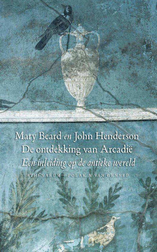 Boek cover De ontdekking van Arcadie van Mary Beard (Paperback)