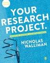 Boek cover Your Research Project van Nicholas Walliman