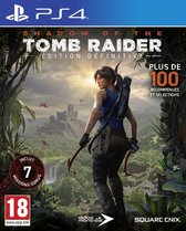 Shadow of the Tomb Raider - Definitive Edition /PS4