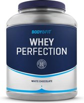 Body & Fit Whey Perfection - Whey Protein / Proteine Shake - 2270 gram - Witte chocolade