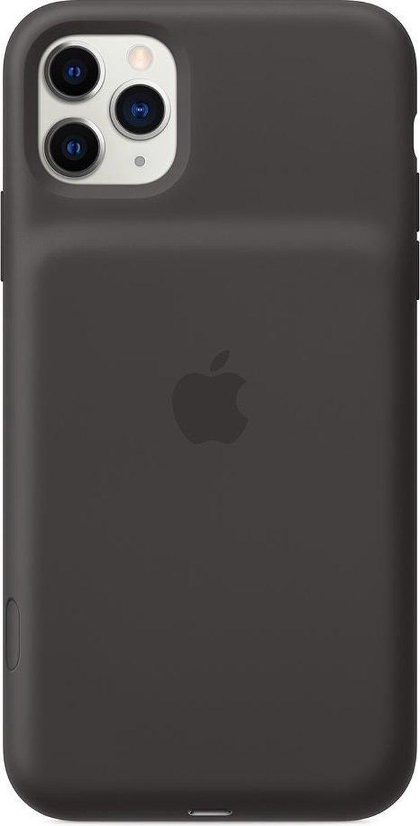 Apple Smart Battery Case met draadloos opladen voor Apple iPhone 11 Pro Max - Zwart