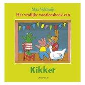 Boek cover Het vrolijke voorleesboek van Kikker van Max Velthuijs (Hardcover)