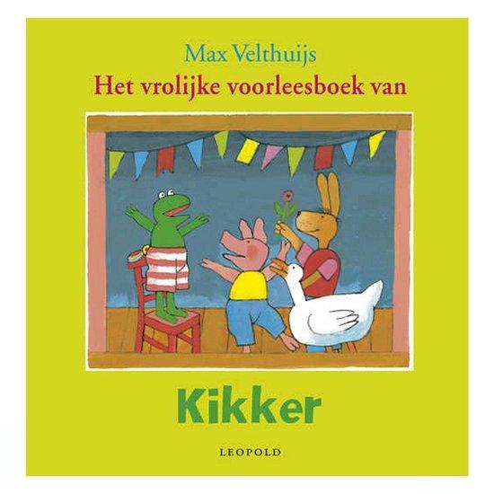 Wonderlijk bol.com | Het vrolijke voorleesboek van Kikker, Max Velthuijs AU-81