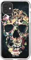Apple iPhone 11 hoesje Vintage Skull Casetastic Smartphone Hoesje softcover case