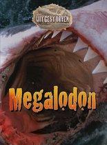 Uitgestorven - Megalodon