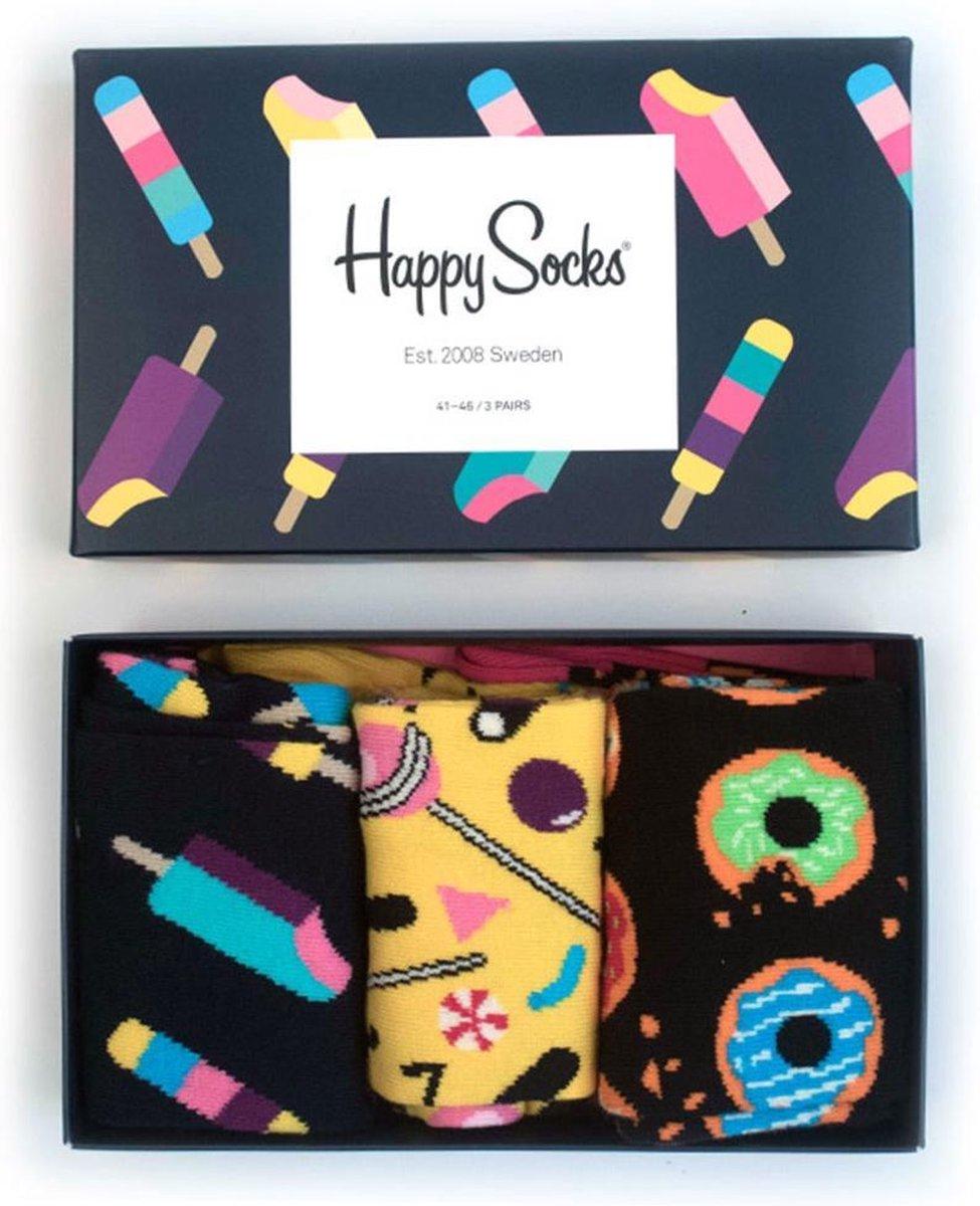 Happy Socks Special Sweets Giftbox - Maat 41-46