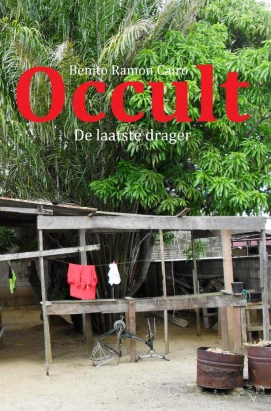 Occult - Benito Ramon Cairo |