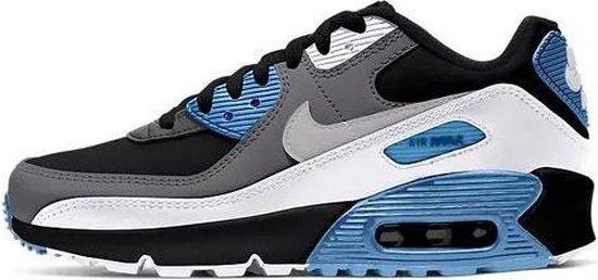 Nike air max 90 LTR (GS)  black-neutral grey- Maat 38