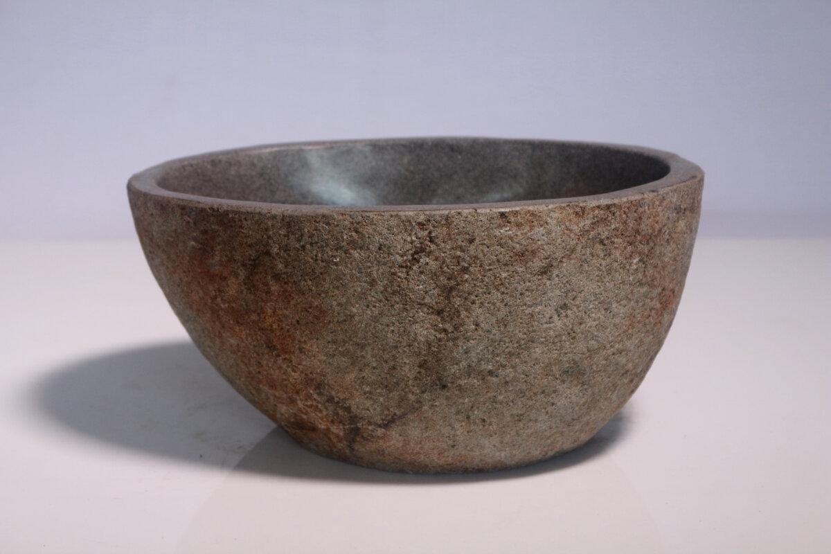 Natuurstenen waskom | DEVI-W20-037 | 28x36x15