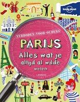 Lonely planet Verboden voor ouders - Parijs