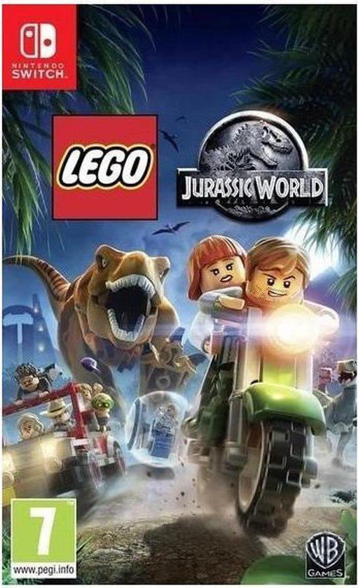 LEGO: Jurassic World - Switch