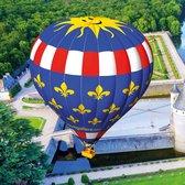 Bongo Bon - 1 uur durende ballonvaart met een etentje voor 2 Cadeaubon - Cadeaukaart cadeau voor man of vrouw   30 avonturen en lekkernijen