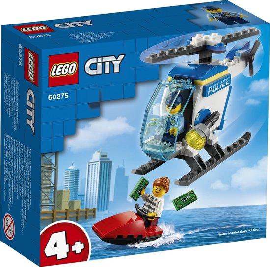 LEGO City 4+ Politiehelikopter - 60275