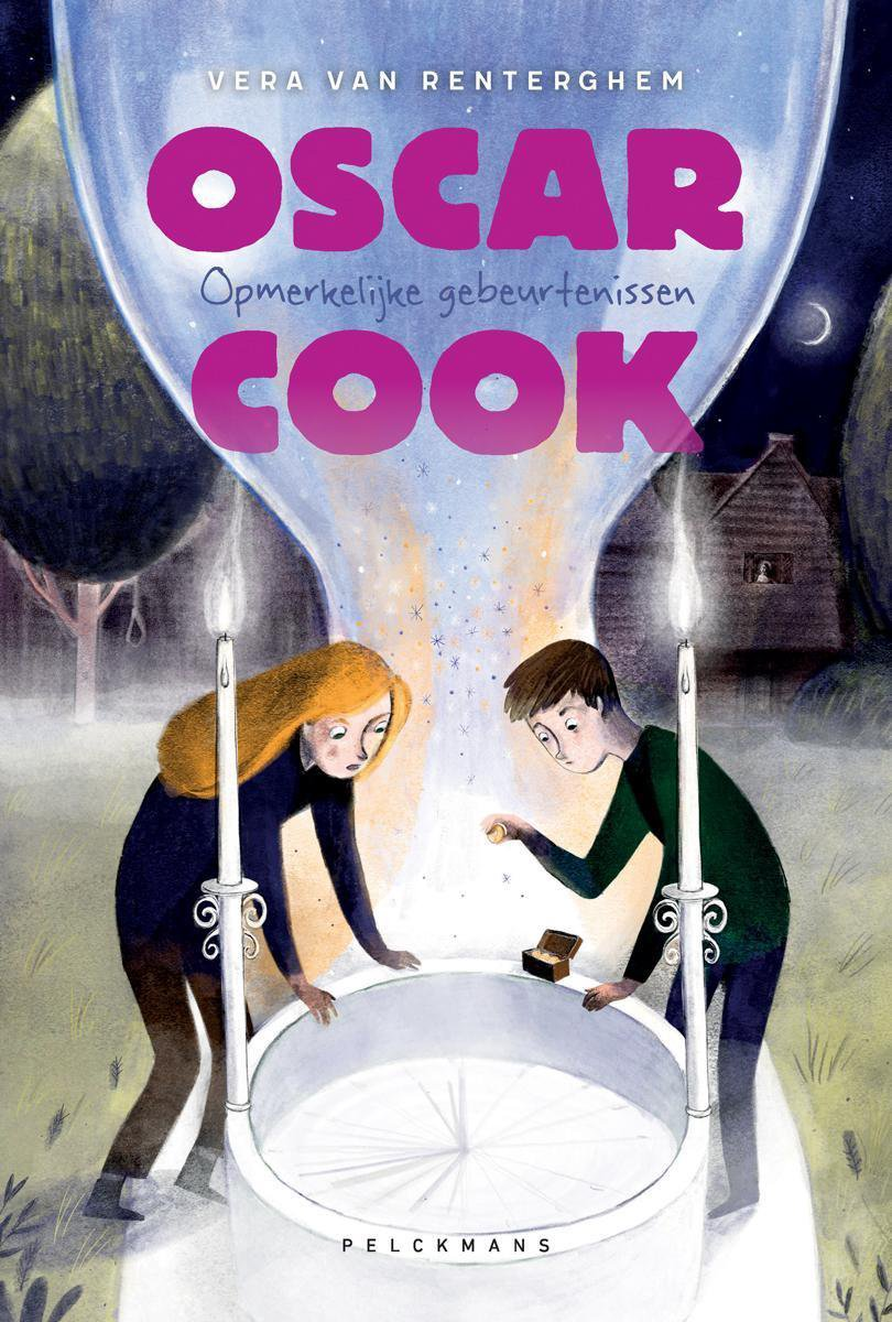 bol.com | Oscar Cook: Opmerkelijke gebeurtenissen, Vera Van Renterghem | 9789463833103 | Boeken