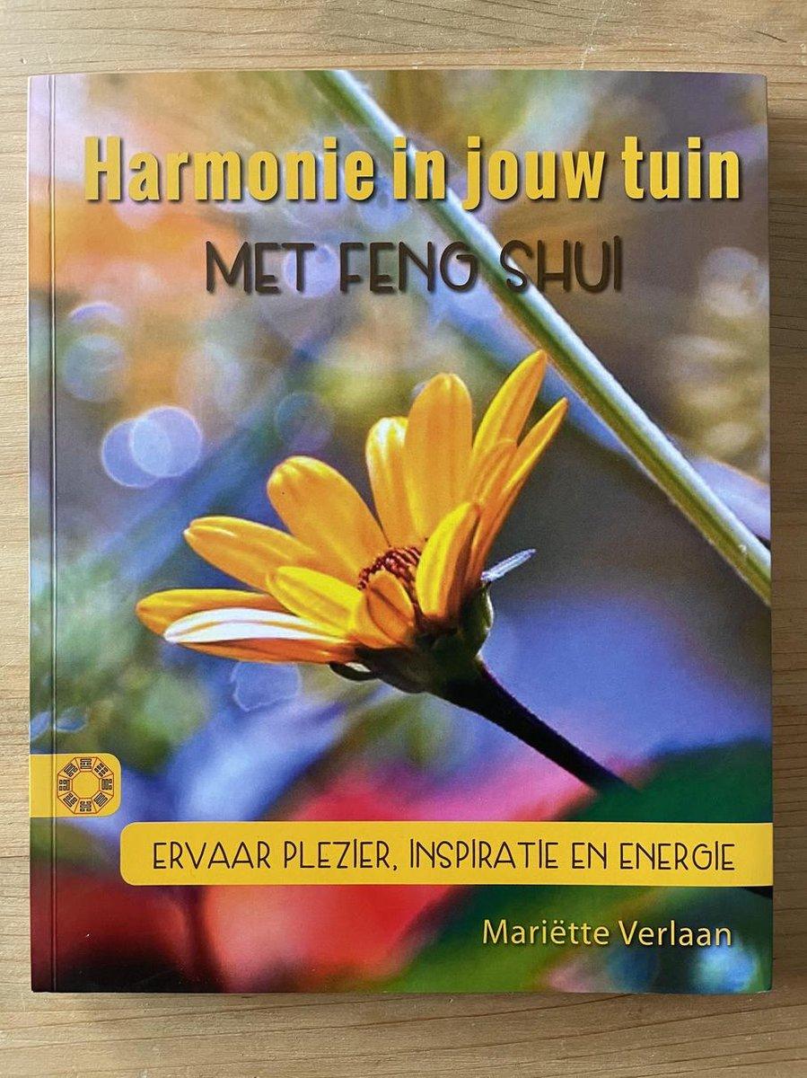 Harmonie in jouw tuin met Feng Shui