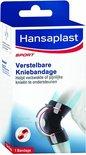 Hansaplast Sport Verstelbare Kniebandage - 1 stuk