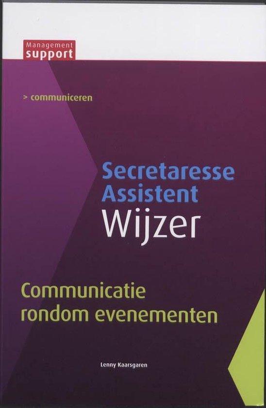 Cover van het boek 'Communicatie rondom evenementen / druk 1'