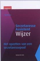 Secretaresse Assistant Wijzer  -   Het opzetten van een secretaressepool