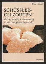 Boek cover Schussler-celzouten van Maria Lohmann