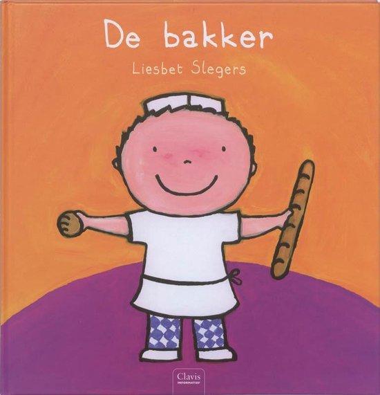Boek cover De bakker van Liesbet Slegers (Hardcover)