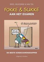Boek cover Fokke & Sukke  -   Hc07 aan het examen van Reid (Hardcover)