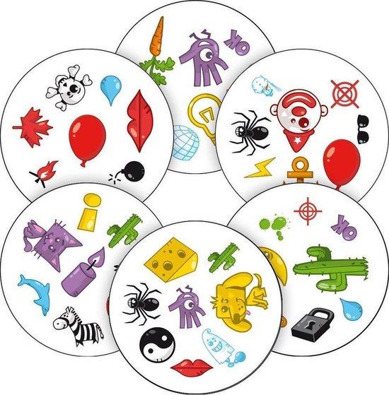 Afbeelding van het spel Spot It! - Partyspel - Kinderspellen
