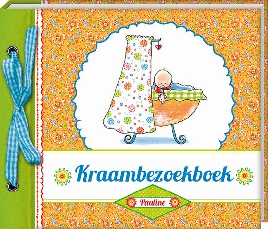 Afbeelding van Pauline Oud Kraambezoekboek - Dagboek