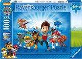 Ravensburger puzzel De Ploeg PAW Patrol - Legpuzzel - 100XXL stukjes