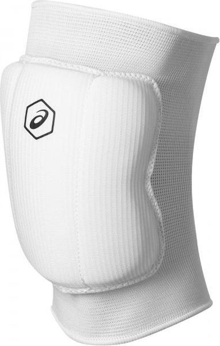 Asics Basic Kneepad - Wit - maat XL